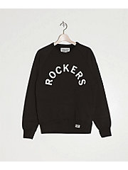 【送料無料】WASHED HEAVY WEIGHT CREW NECK SWEAT SHIRT(18FW‐WMC‐SS23)
