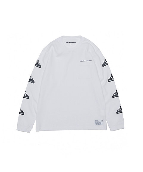 <White Mountaineering>ロングスリーブカットソー