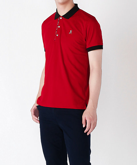<MARK&LONA>Rim Icon Polo MLM-9C-AP05