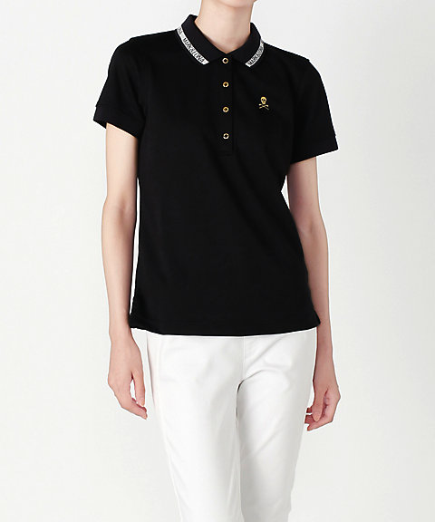 <MARK&LONA>Rim Icon Polo MLW-9CーAP05