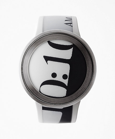<FES Watch U/フェスウォッチ ユー>FES WATCH U/White(FES‐WA1/W)