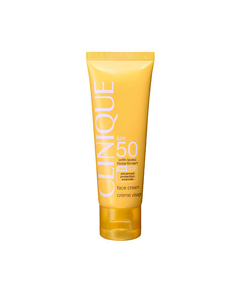 <CLINIQUE>SPF50 フェースクリーム