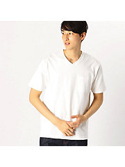 <COMME CA ISM (メンズ)>Tシャツ(4760TL07)