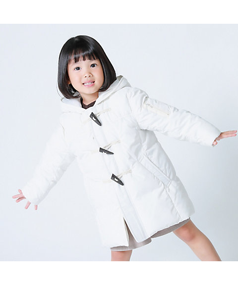 <COMME CA ISM (BABY&KIDS)>中綿 ダッフルコート(9828MN01)
