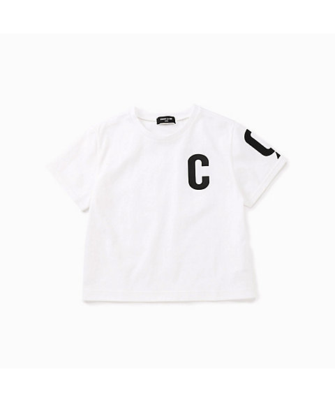 <COMME CA ISM (ベビー&キッズ)>【数量限定】 CCM 限定Tシャツ(キッズ)(9891TF37)