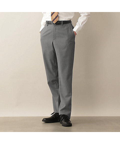 <MACKINTOSH PHILOSOPHY(MEN)>TWツイルストレッチ EASY TROUSERS(H1R76233__)