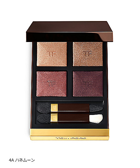 <TOM FORD BEAUTY>アイ カラー クォード