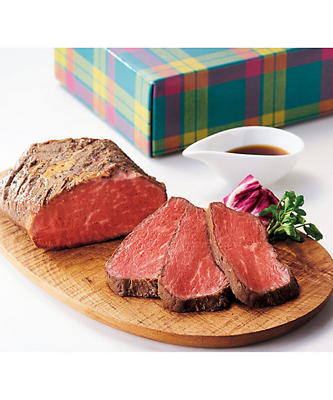 <${item.brandName}>【Y049553】イセタン タータン限定ギフト〈I's MEAT SELECTION〉ローストビーフ
