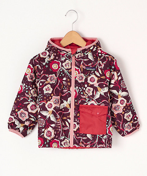 <patagonia> Baby Reversible Puff-Ball Jkt(60189)