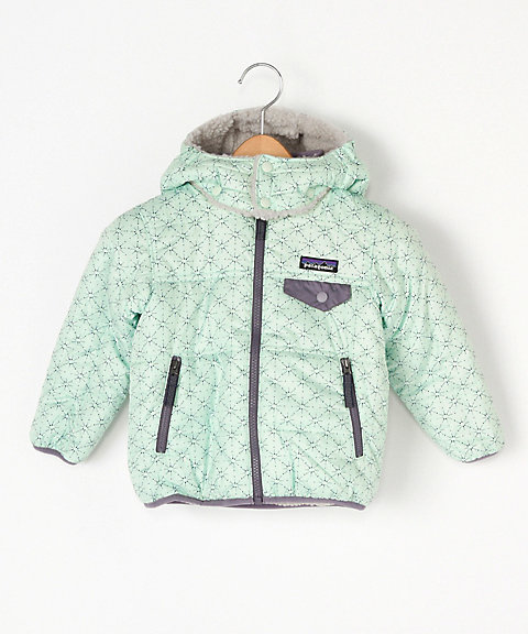 <patagonia> Baby Reversible Tribbles Hoody(61160)