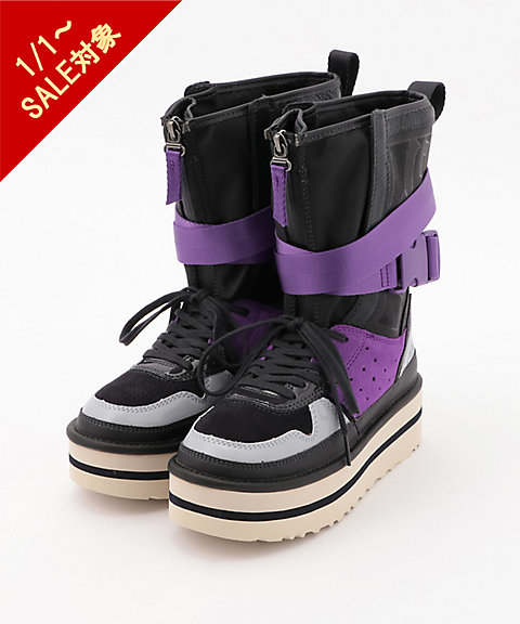 <UGG(R)>スニーカー W POP PUNK HIGH-TOP(1107155)