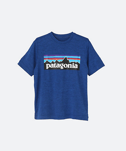 <PATAGONIA> ボーイズ Tシャツ