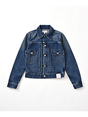 <HYKE>DENIM JACKET TYPE2(17102)