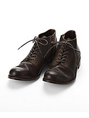 <PADRONE>CHUKKA BOOTS with SIDE ZIP(7358‐1205)