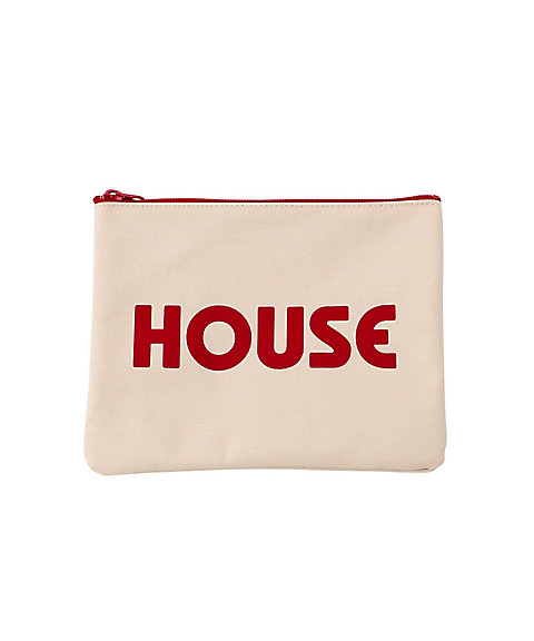 <IN THE HOUSE> HOUSE POUCH M