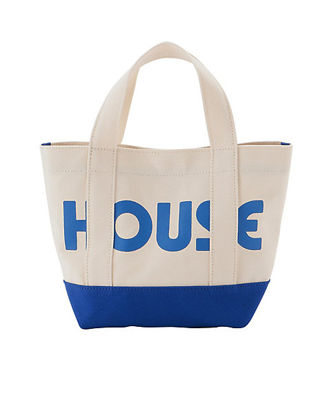 <IN THE HOUSE> HOUSE LUNCH TOTE BAG