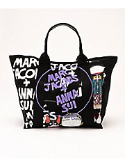 <ANNA SUI>×<MARC JACOBS>LARGE LOGO TOTE(M0014202)