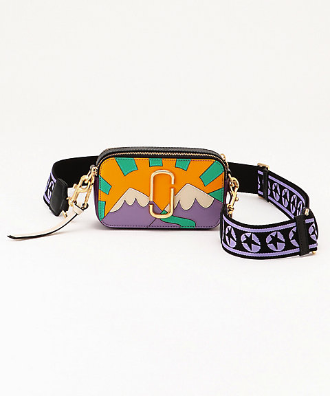 <ANNA SUI> ×<MARC JACOBS>PATCHWORK SNAPSHOT(M0014198)