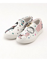 <ANNA SUI>×<MARC JACOBS>MERCER SLIP ON SNEAKER(M9002151)