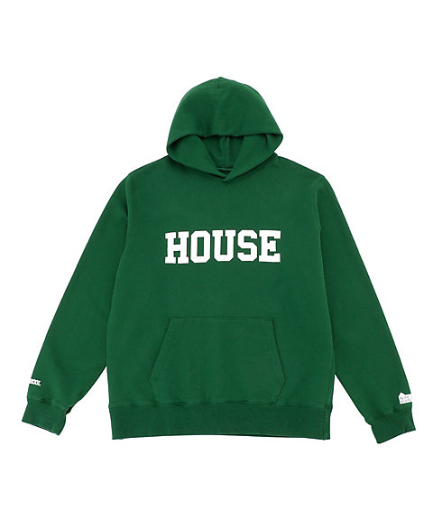 <IN THE HOUSE> HOUSE COLLEGE HOODIE(Men's)