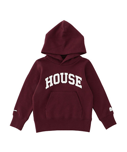 <IN THE HOUSE> HOUSE KIDS COLLEGE HOODIE