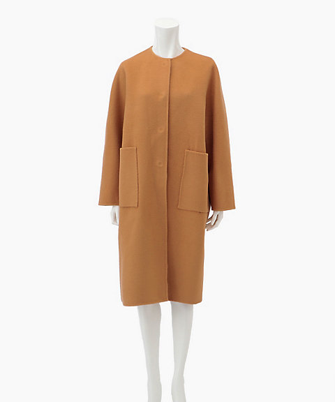 <YONFA>no color cocoon coat(49180084918008)