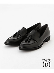 <NT ~Your Loafers~>【受注生産商品】D木型 タッセルローファー(NT/LF-D25R-BL-TA)