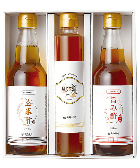 <${item.brandName}> 奧野醸造 お酢セット