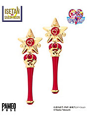 <PAMEO POSE>Star Power Stick Earring Sailor Mars(231810903101)