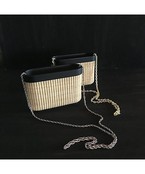 <${item.brandName}>[16]Nouvelle Nantucket Basket -Black Baccara