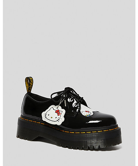 <Dr.Martens>1461 QUAD HELLO KITTY