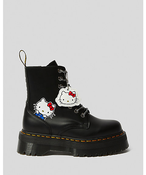 <Dr.Martens>JADON HELLO KITTY