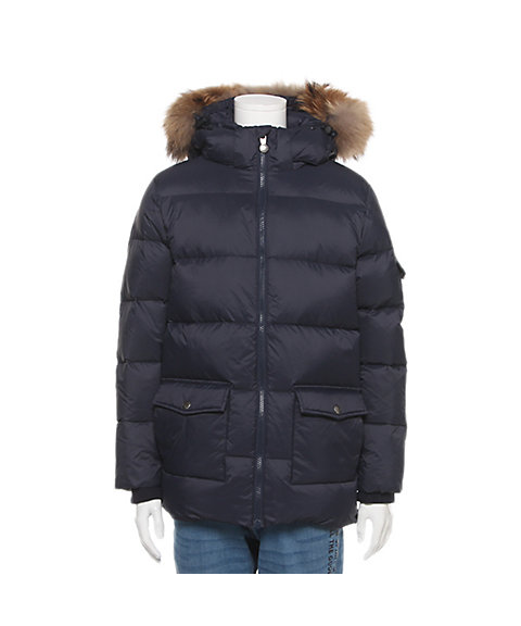 <PYRENEX> ダウンコート Authentic down jacket for boy(3294300・3294310)