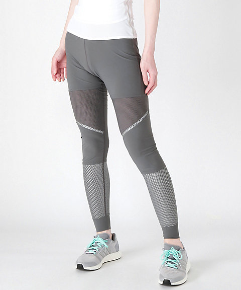 <アディダス バイ ステラ・マッカートニー>RUN adizero TIGHTS(CZ3719)