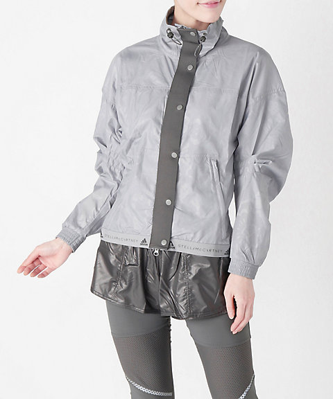 <アディダス バイ ステラ・マッカートニー>RUN WIND JACKET(CZ4114)