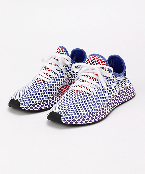 <adidas Originals>スニーカー DEERUPT RUNNER