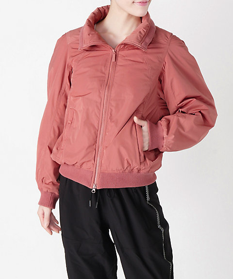 <アディダス バイ ステラ・マッカートニー>TRAINING PADDED JACKET(CZ3537)