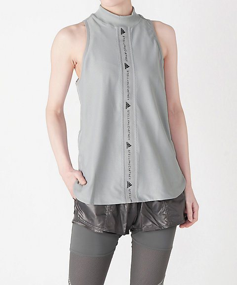 <アディダス バイ ステラ・マッカートニー>TRAINING MESH TANK TOP(CZ3965)