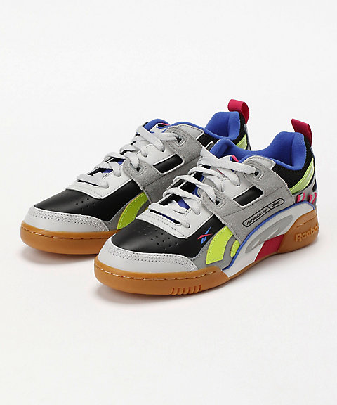 <Reebok>WORKOUT PL スニーカー