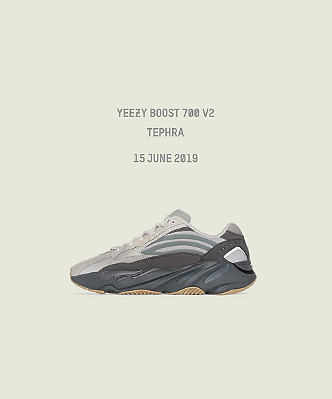 <adidas Yeezy by Kanye West>YEEZY BOOST 700 V2 TEPHRA