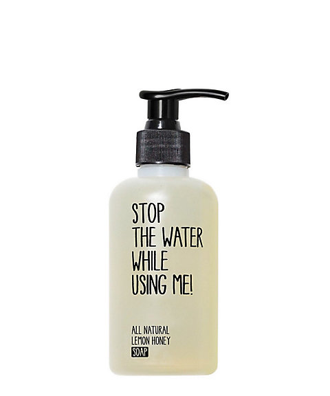 <STOP THE WATER WHILE USING ME!>L&Hソープ(レモン&ハニー)