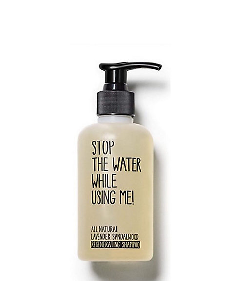 <STOP THE WATER WHILE USING ME!>L&Sシャンプー(ラベンダー&サンダルウッド)