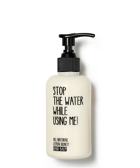 <STOP THE WATER WHILE USING ME!>L&Hハンドバーム(レモン&ハニー)