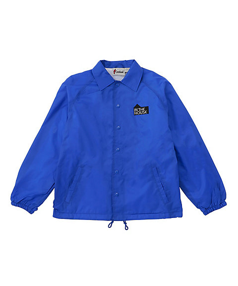 <IN THE HOUSE>HOUSE COACH JACKET(Men's)