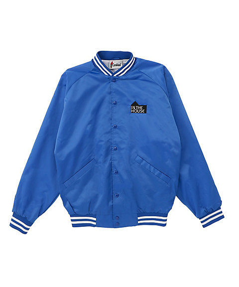 <IN THE HOUSE>HOUSE VARSITY JACKET(Men's)