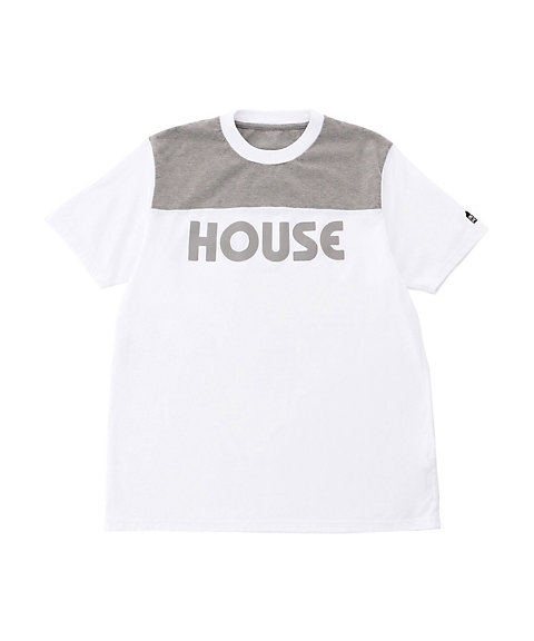 <IN THE HOUSE> HOUSE FOOTBALL TEE(Men's)