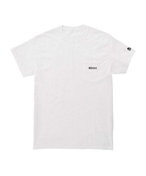 <IN THE HOUSE>HOUSE POCKET TEE(Men's)