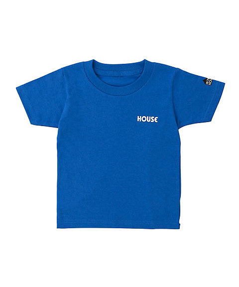 <IN THE HOUSE> HOUSE SMALL LOGO TEE