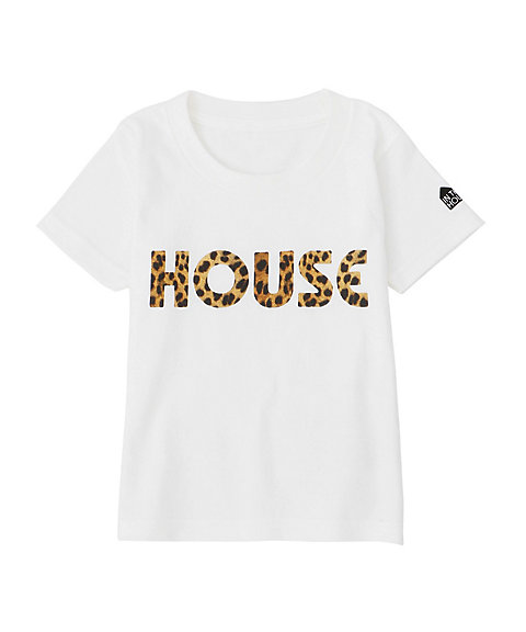 <IN THE HOUSE> HOUSE KIDS ANIMAL TEE