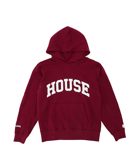 <IN THE HOUSE> HOUSE PRIVATE SCHOOL HOODIE